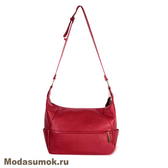 2b4f59252009 Женская сумка из натуральной кожи L-Craft L 79 красная купить в ...